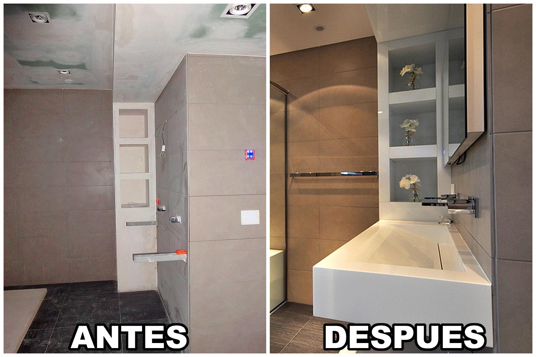 Reforma piso en Santander (Cantabria) - Construcciones Montoya