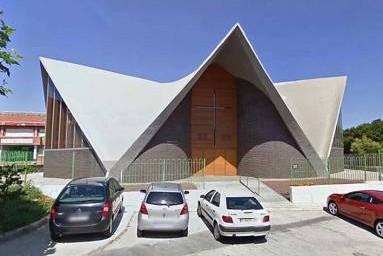 Reforma Iglesia en Santander - Construcciones Montoya
