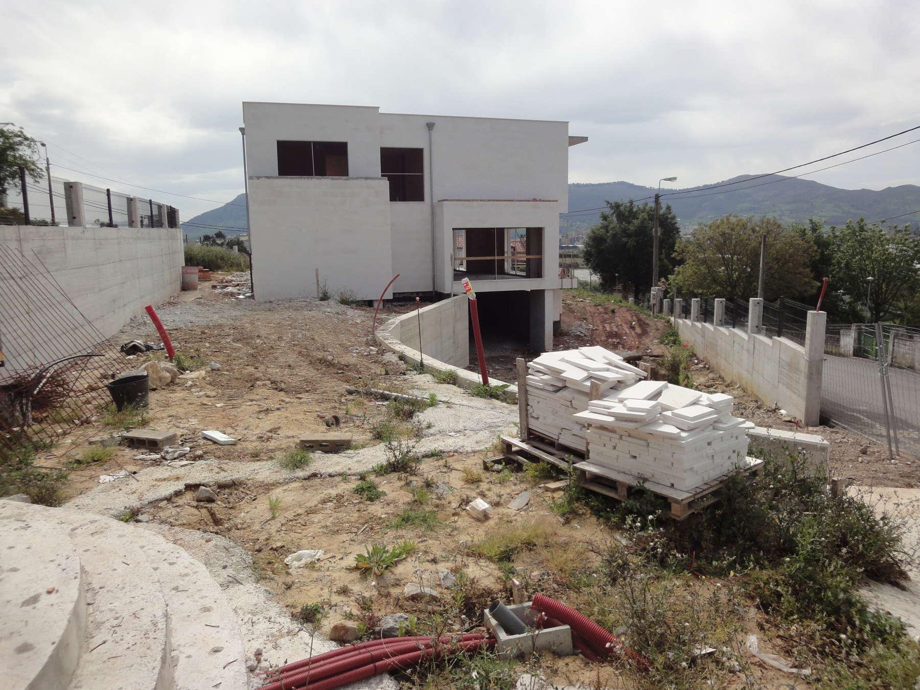 Construcción casa en Santander (Cantabria) Construcciones Montoya e hijos