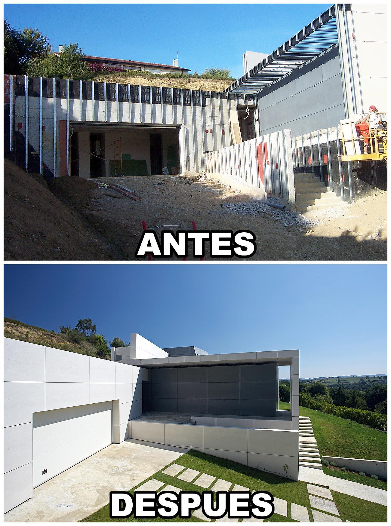 Construcción Casa Santander - Construcciones Montoya