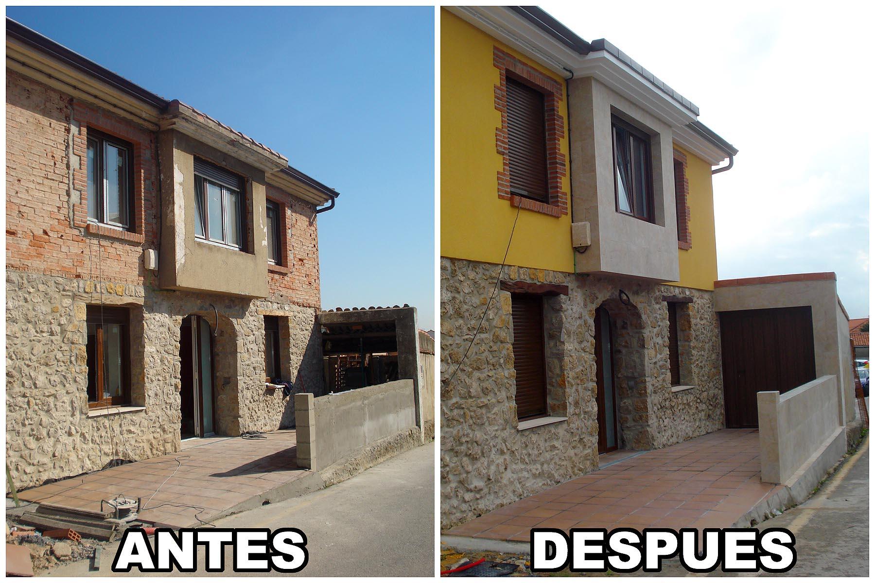Rehabilitaci n casa de piedra en santander cantabria a - Construccion casas de piedra ...