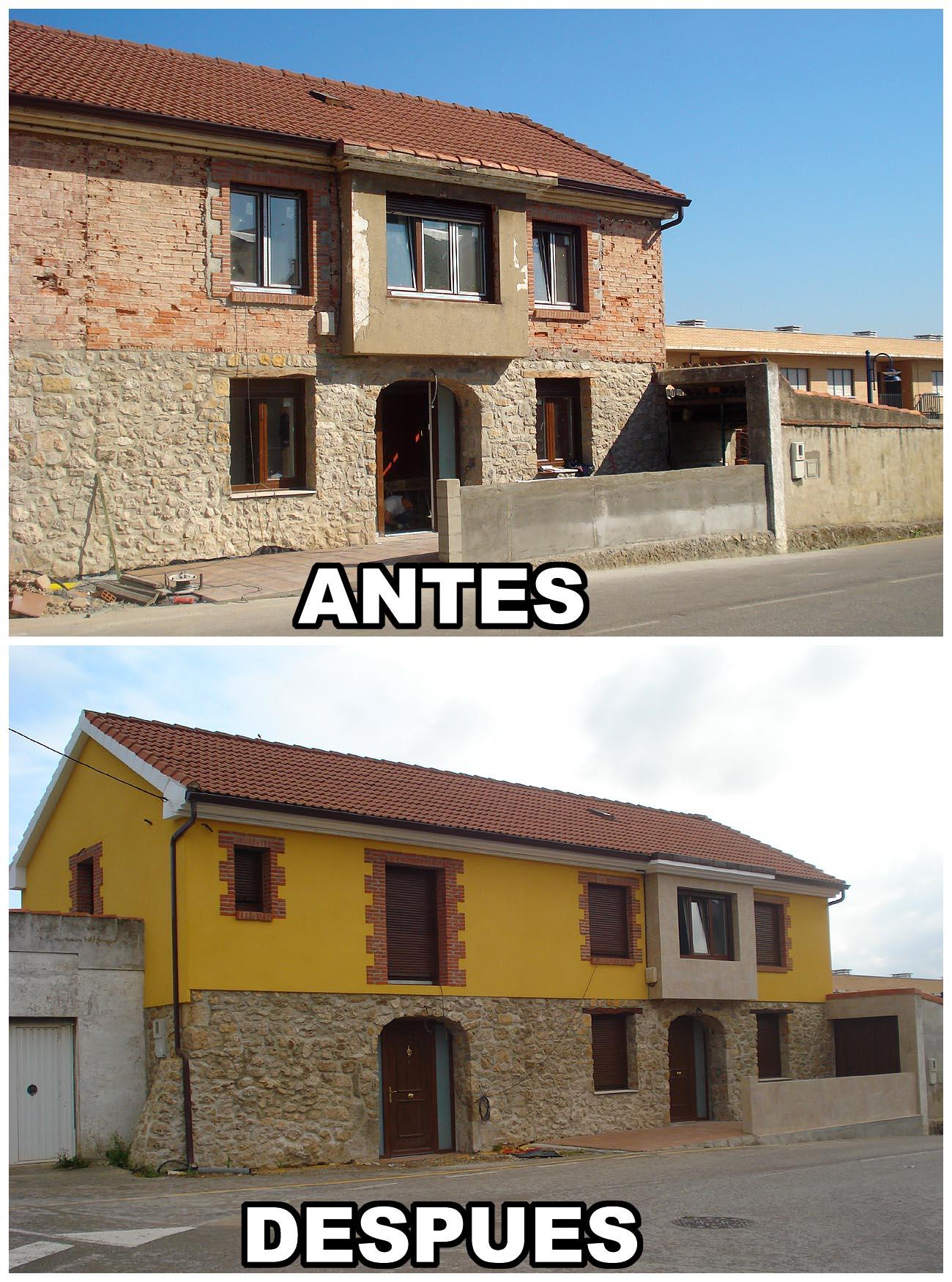 Construcción Casa Santander (Cantabria) Construcciones Montoya e hijos