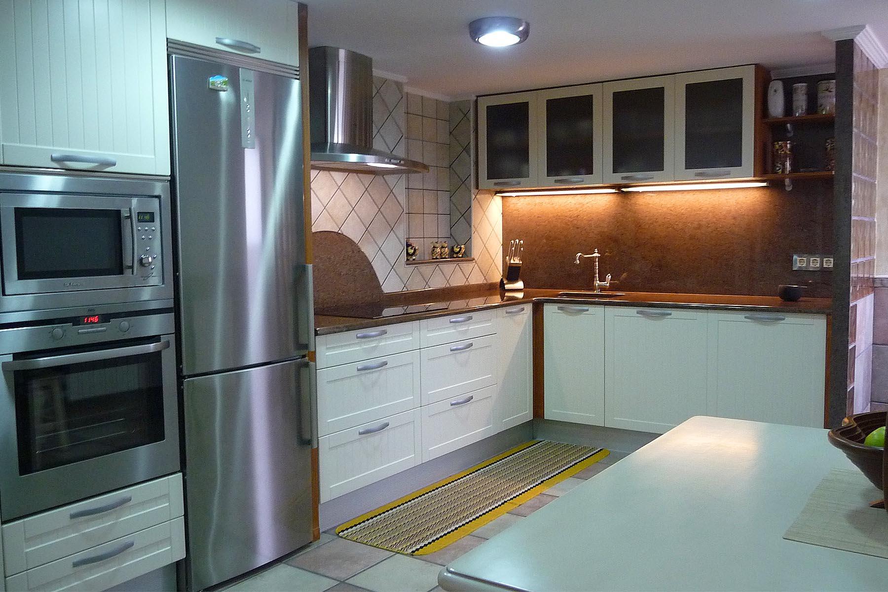 Reforma Cocina en Santander (Cantabria) - Construcciones Montoya