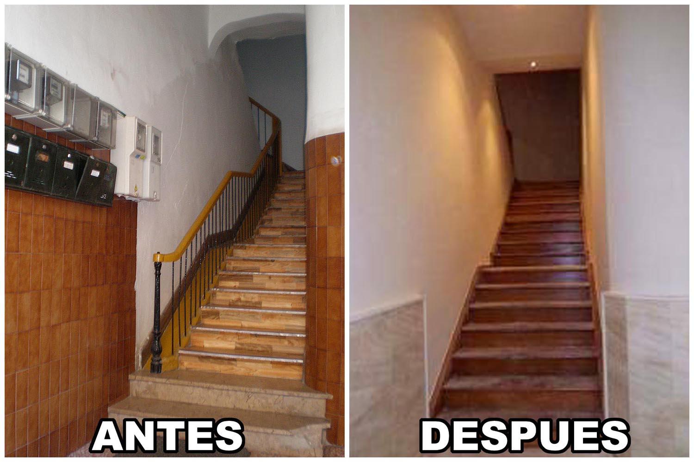 Reformas de portales cantabria reformas cantabria - Portales de madera ...