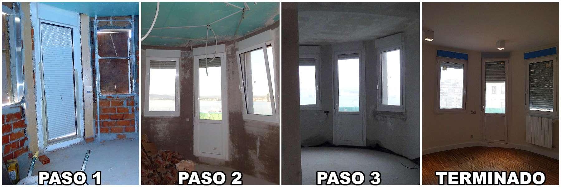 Reforma Piso en Santander (Cantabria) - Construcciones Ángel Montoya e hijos