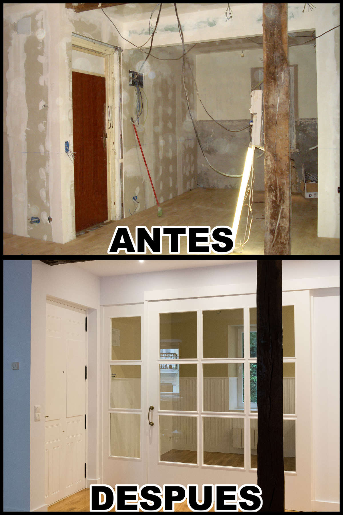 Reforma piso con estilo cantabria reforma de pisos - Reformas de piso ...