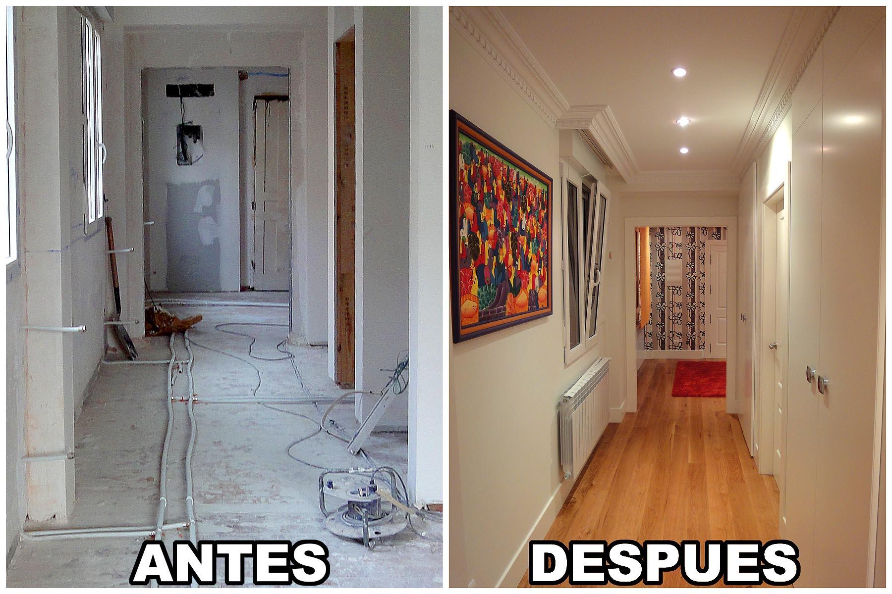 Reforma piso atractivo a montoya e hijos s l a montoya e - Reformas de piso ...