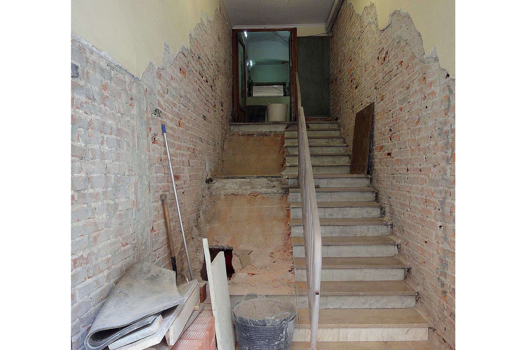 Reforma portal Santander Cantabria - Construcciones Montoya