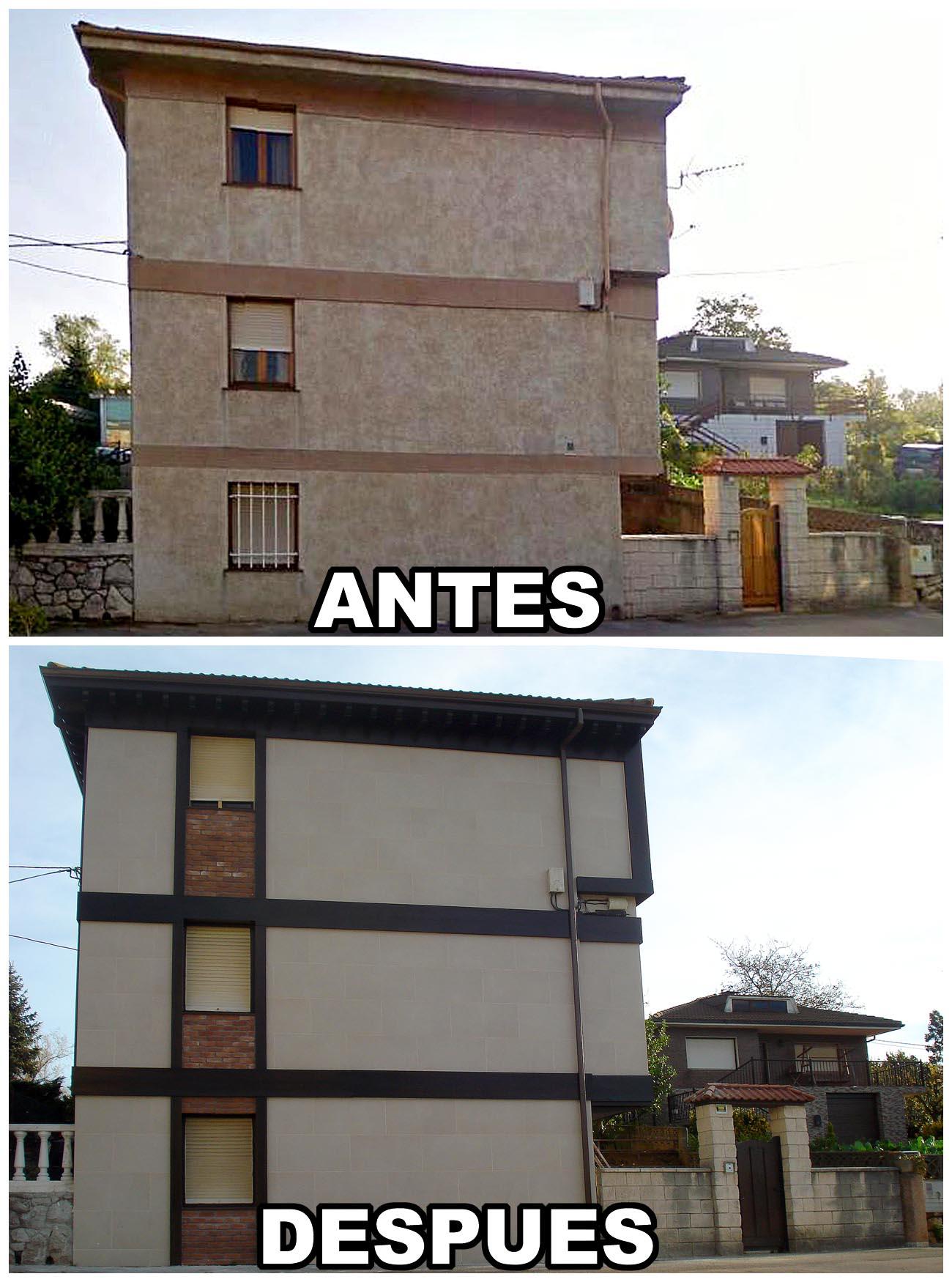 Reforma Casa - Construcciones Montoya (Santander)