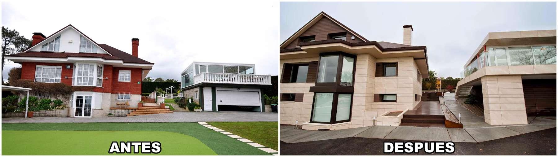 Reforma Casa Antigua Antes Y Despues Awesome Reforma De Casa En  ~ Reformas De Casas Antiguas Antes Y Despues