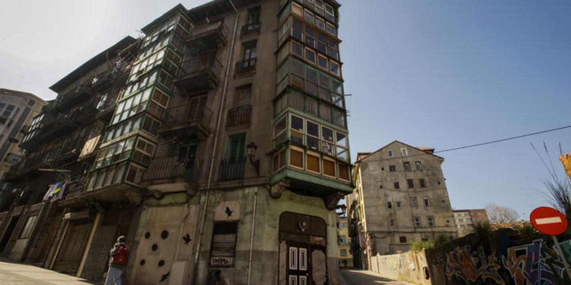 Ayudas para la recuperación del Cabildo de Arriba en Santander